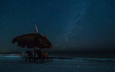 Fotografía Nocturna en Hotel Casa Takywara, Isla de Holbox