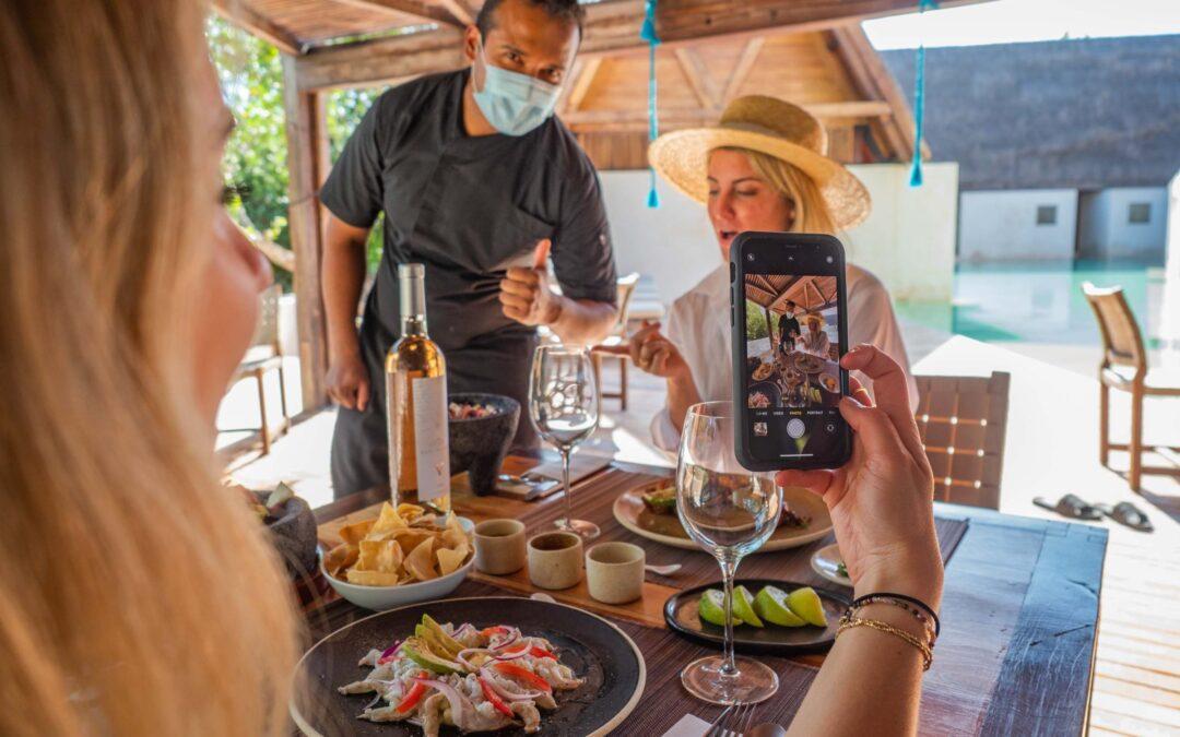 Fotógrafo de Gastronomía
